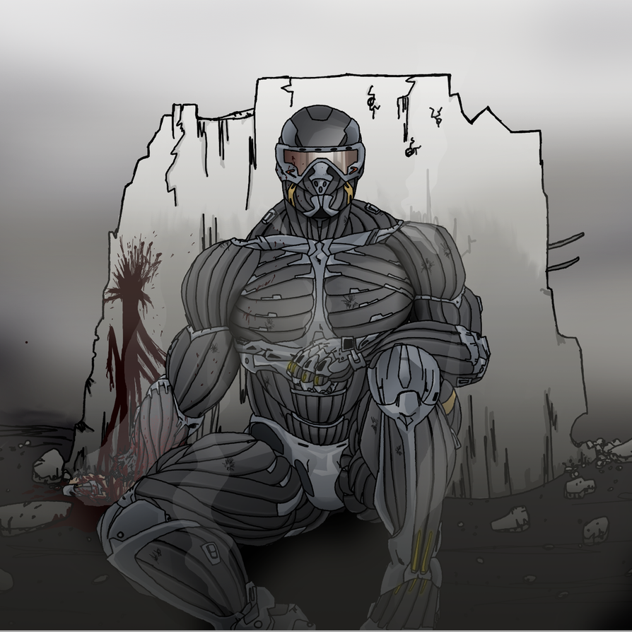 Crysis By Sotoco On DeviantArt