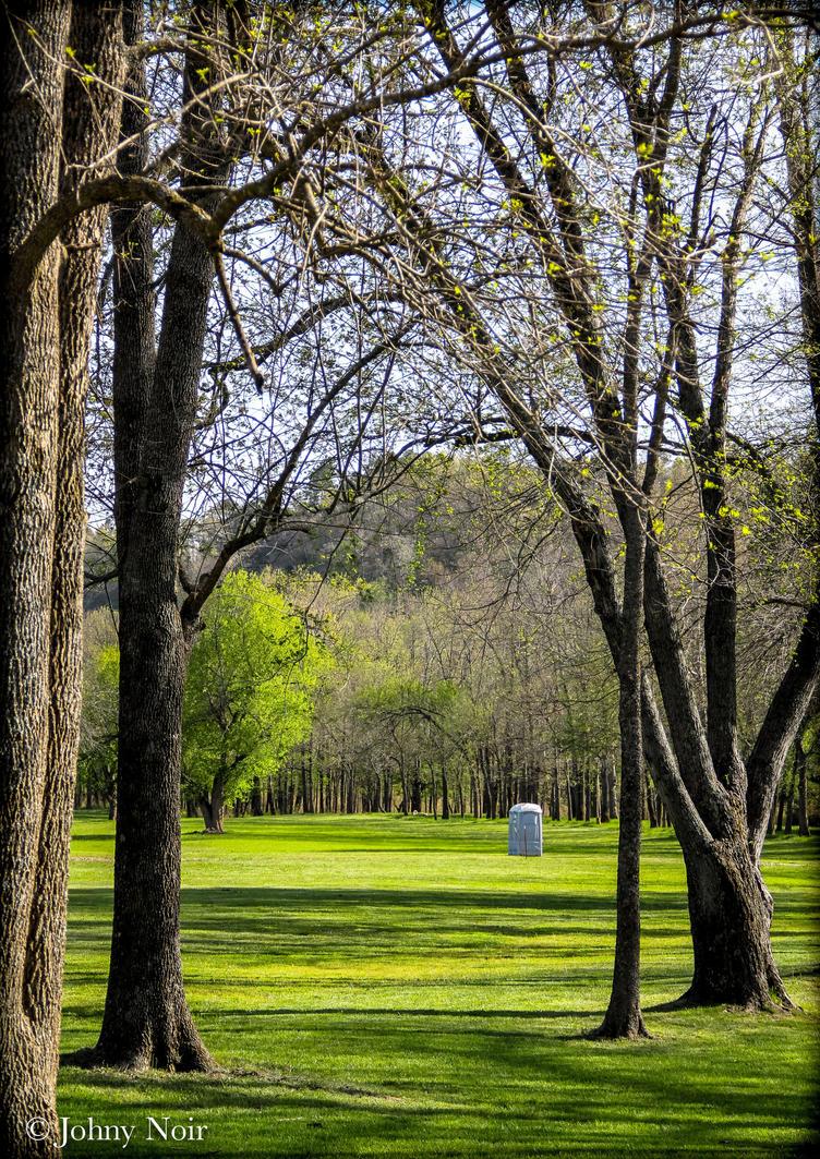 Arkansas Tardis by JohnyNoir