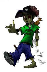 Zombie by Colorado-Monk
