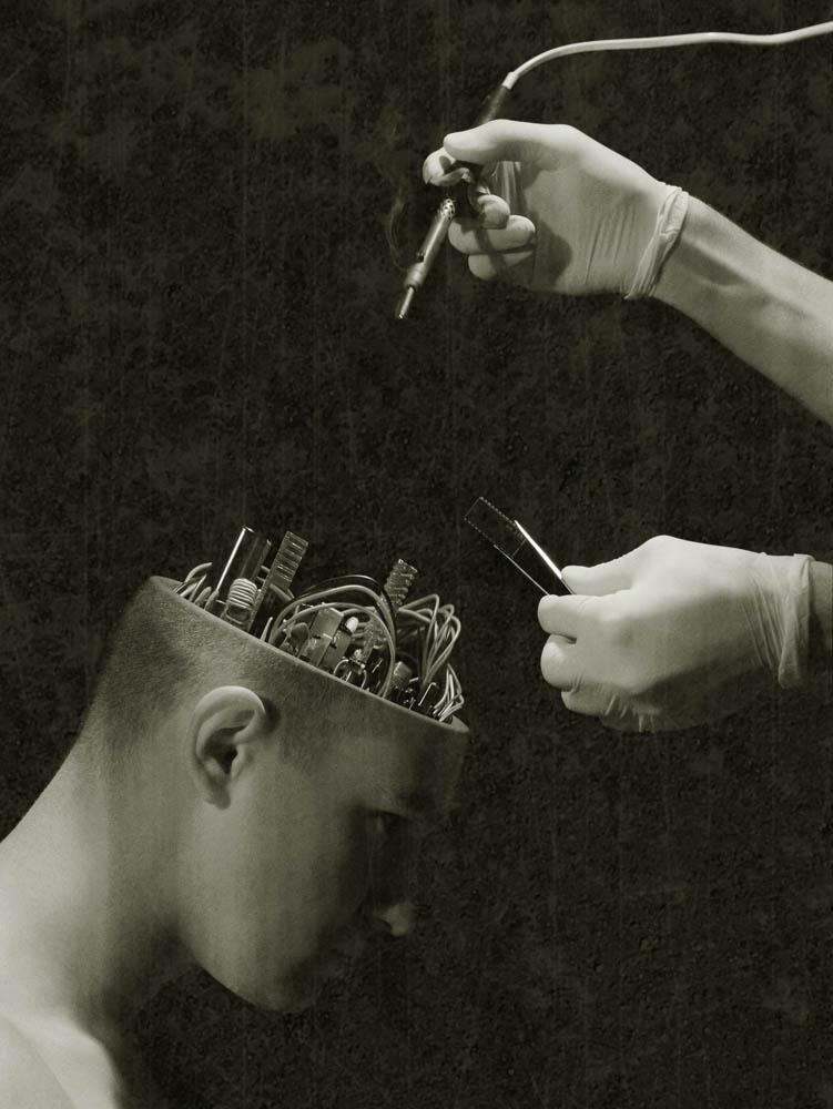 hardware psychoanalizing by Kosmur