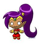 Plushie Shantae