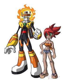 Solarman EXE doodle