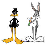 Bugs and daffy doodles
