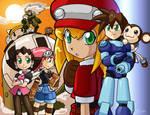 Mega Man Tribute Legends
