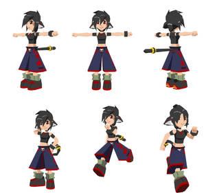 3D Lara is 3D again