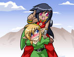 Link and Ghanti