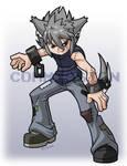 Wolf boy Ooka for anonedge