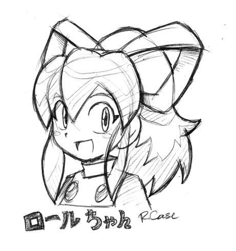Roll Chan Sketch by rongs1234