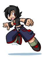 Mega Lara 2 by rongs1234
