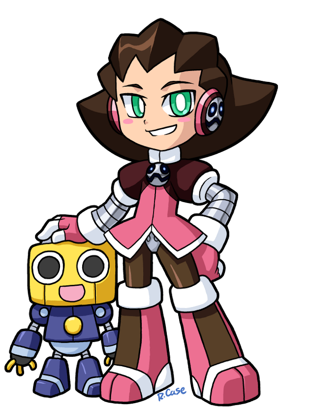 Mighty Tron Bonne by rongs1234