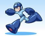 the Super Fighting Robot MegaMan