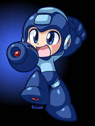Happy RockMan Day by rongs1234
