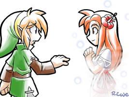 Link's Awakening by rongs1234