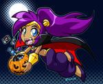 Shantae Halloween pic