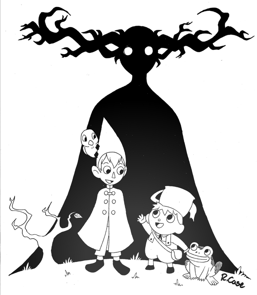 Over The Garden Wall By Rongs1234 On Deviantart