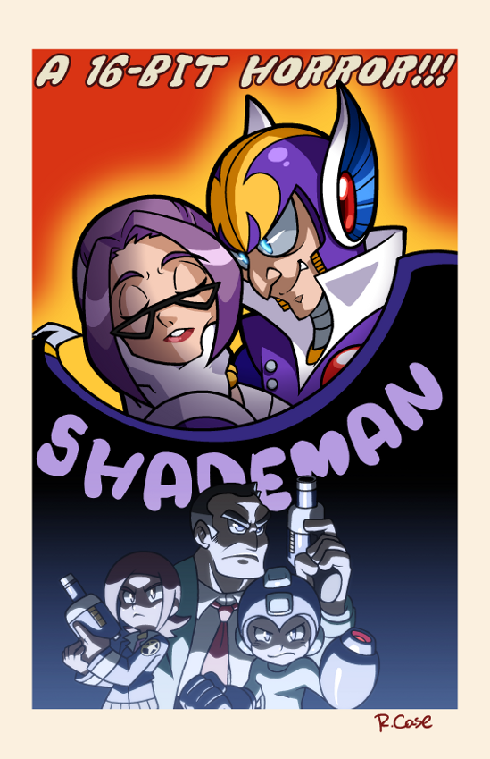 ShadeMan by rongs1234