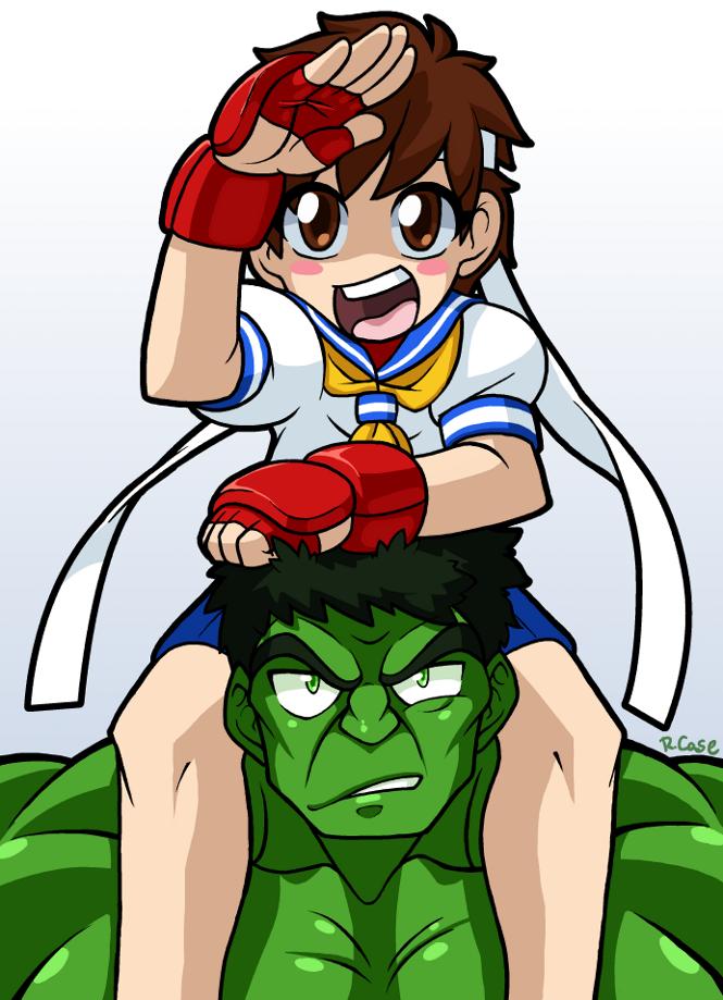 sakura_and_the_hulk_by_rongs1234-d97xmpl