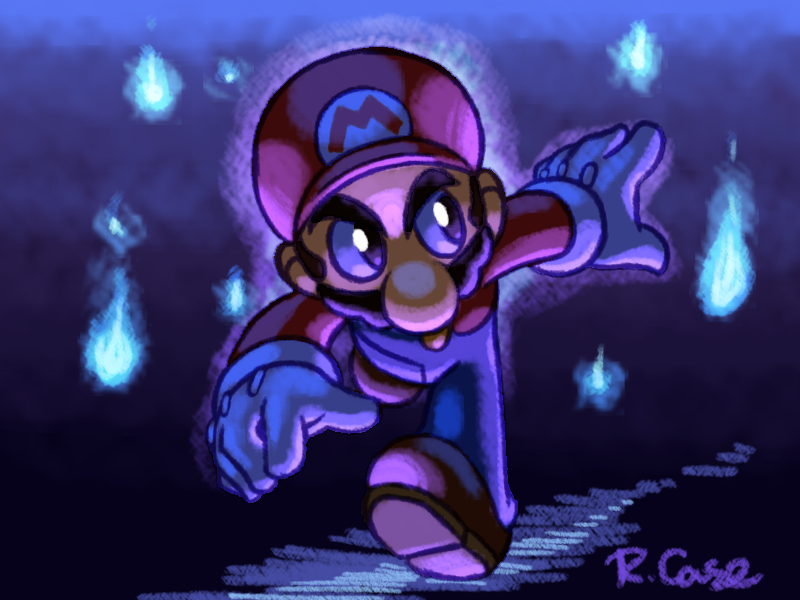 More Mario by rongs1234