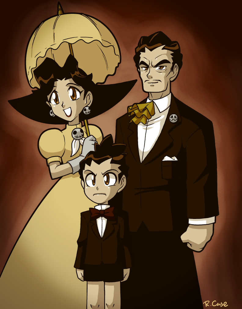 The Bonnes by rongs1234
