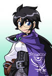 Sorceress Violet by rongs1234