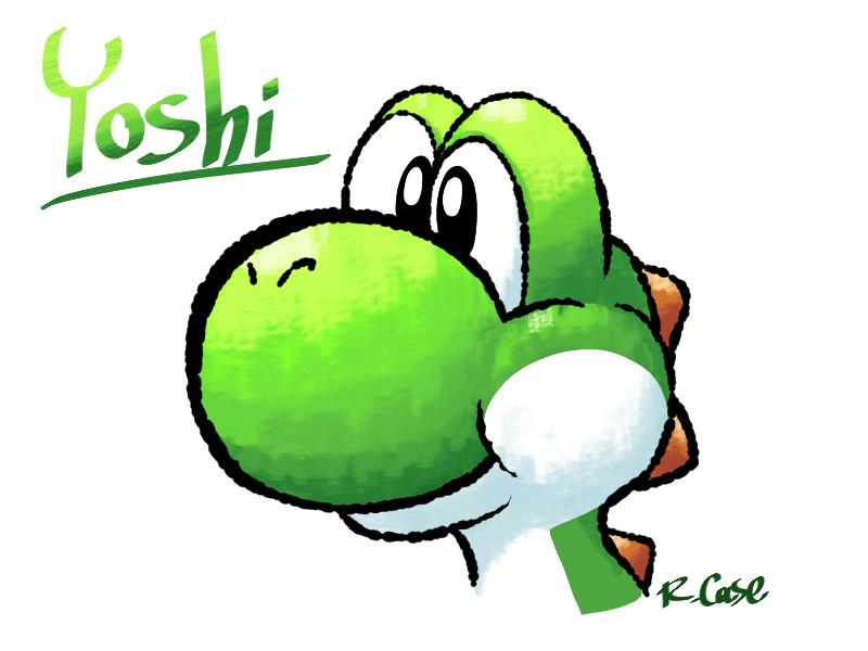 Yoshi by rongs1234