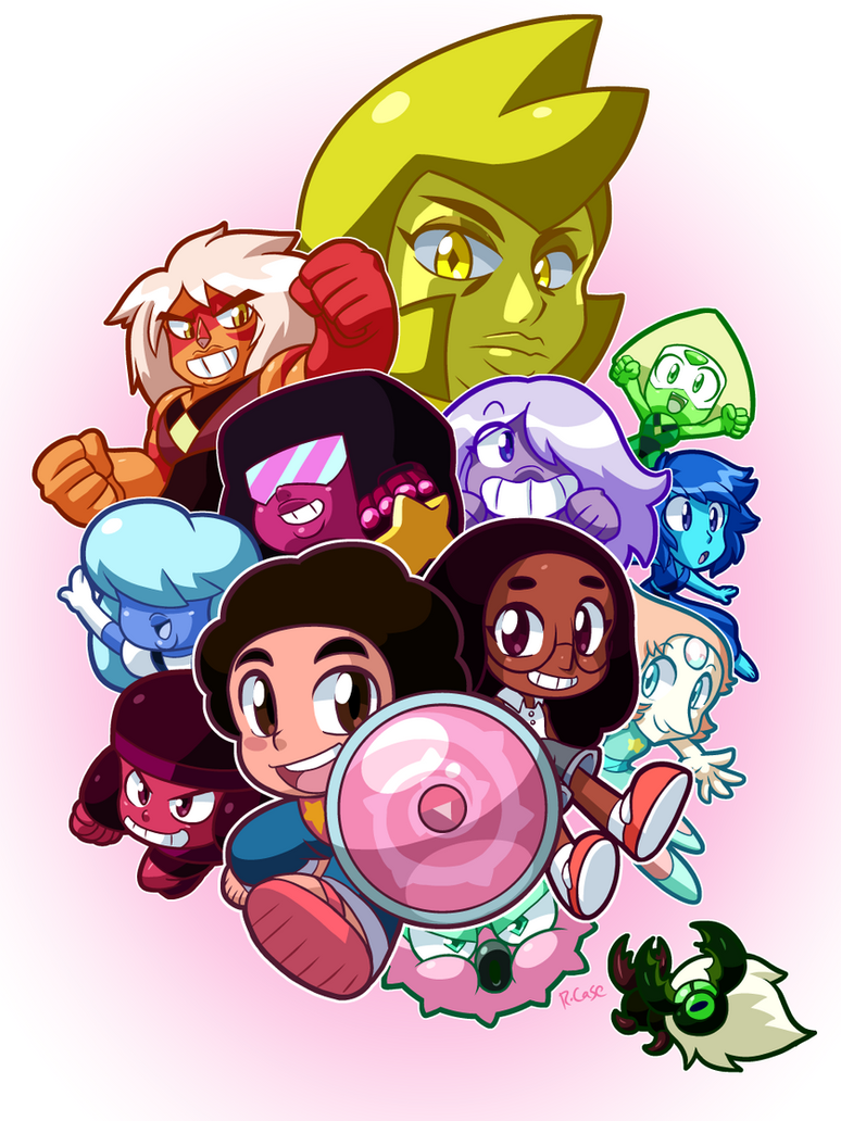 Steven Universe Powered Up by rongs1234