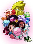 Steven Universe Powered Up