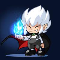 Kid Dracula by rongs1234