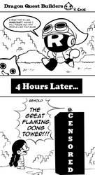 Dragon Quest Builders Comic