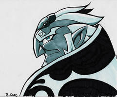 Ganondorf by rongs1234