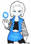 Lazuli Android 18