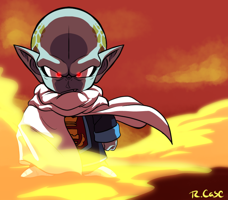 Garlic Jr By Rongs1234 On Deviantart Though he was defeated in dead zone, he reappears as the main antagonist in the garlic jr. garlic jr by rongs1234 on deviantart