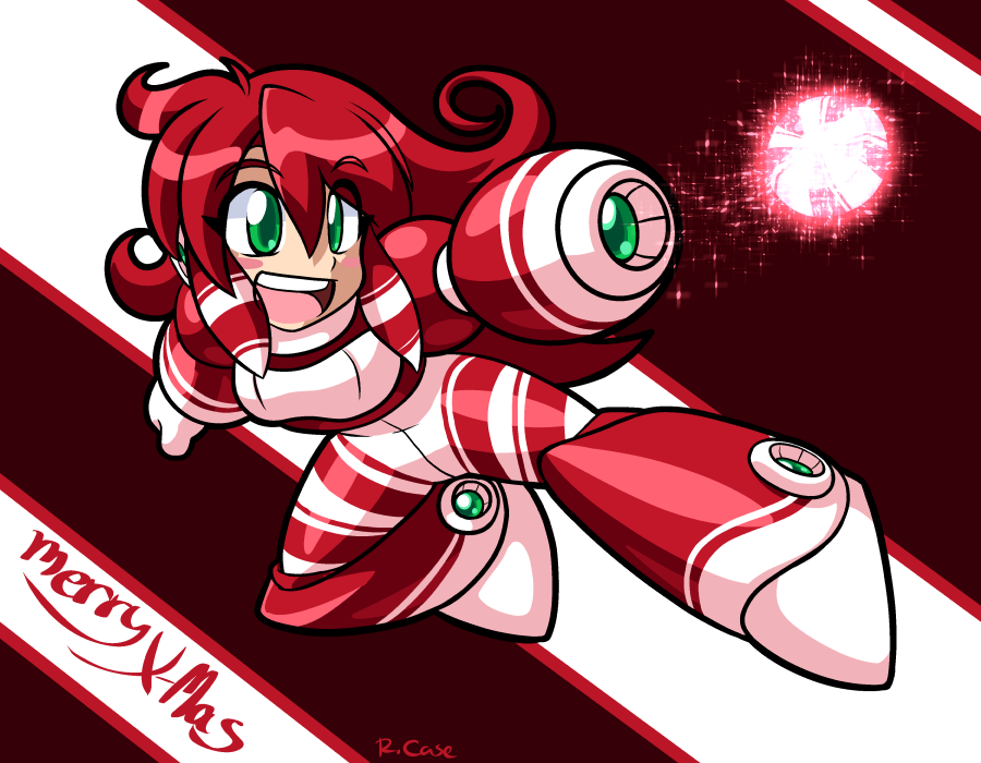 PepperMint Woman by rongs1234