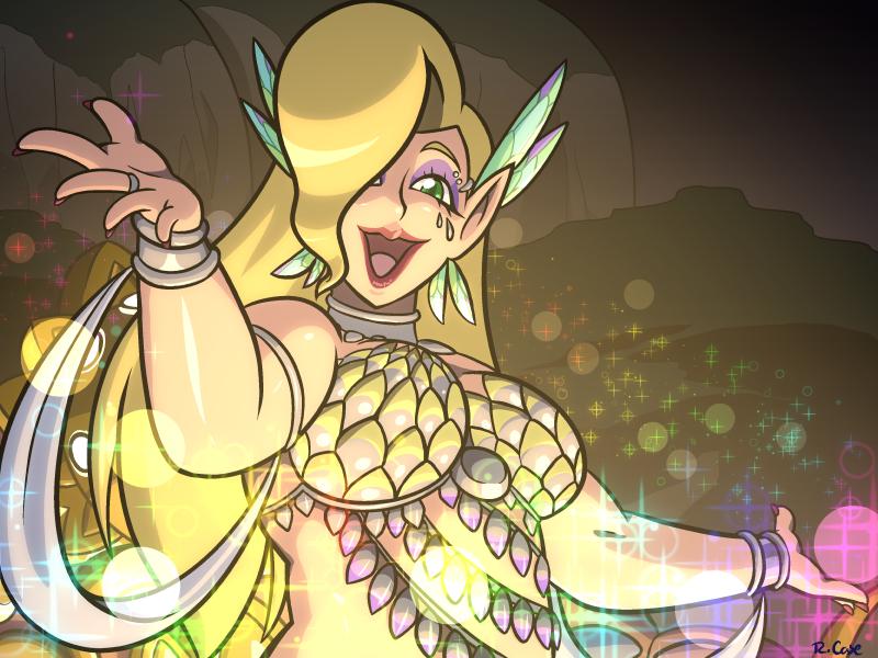 Legend of zelda greatfairy - 3 3