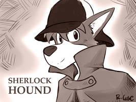 Sherlock Hound by rongs1234