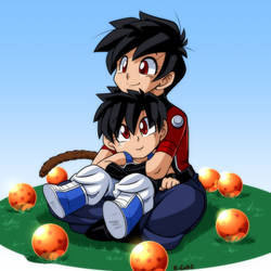 Dragon Ball Laras