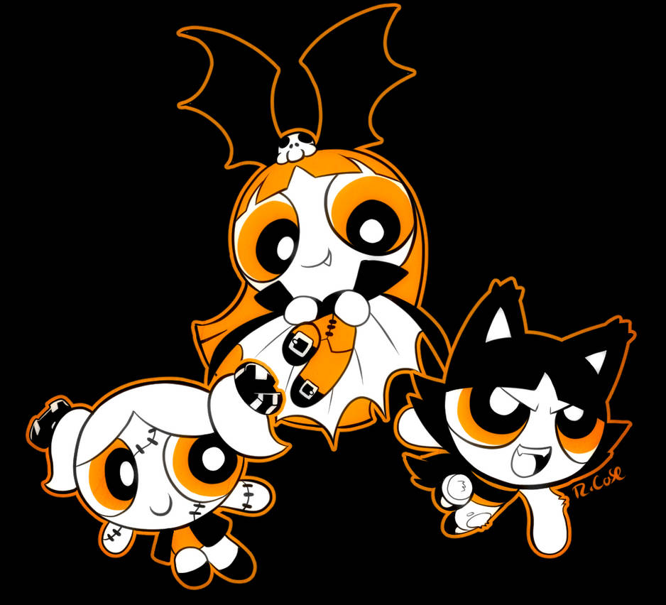 Halloween Is Saved By Rongs1234 On Deviantart