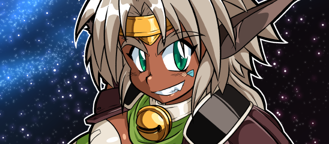 Aisha Patreon preview color by rongs1234