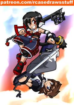 KH Lara and Rings Patreon pic