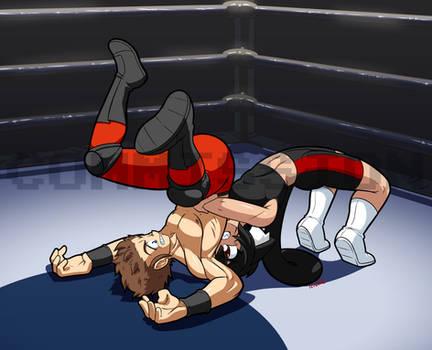 Wrestling for akulo1978