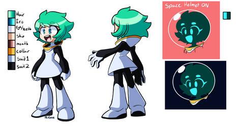 SpaceGirl design