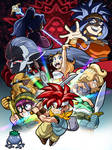 Chrono Trigger by rongs1234