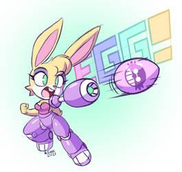Bunnie Easter