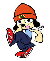 Parappa the Rapper by rongs1234