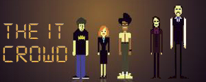 The IT Crowd by Drhio