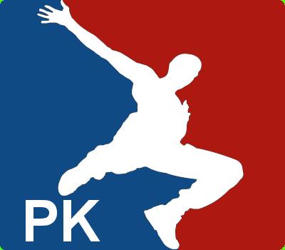 Parkour Logo By Drhio