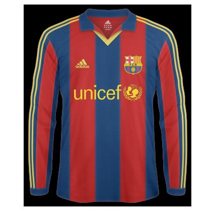 camiseta del barcelona nike