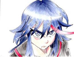 Ryuko Matoi {Kill La Kill} by Whatzituya2