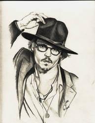 Johnny Depp by Deppfan61