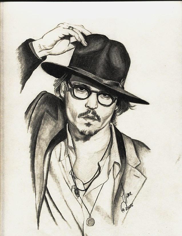 Johnny Depp by Deppfan61 - Johnny Depp Fan Clup